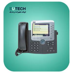 آی پی فون CISCO CP-7970G از محصولات فروشگاه اینترنتی ایوتک