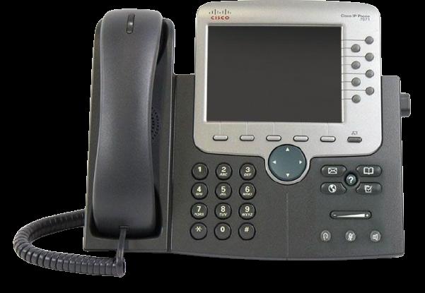 تلفن تحت شبکه سیسکو مدل Cisco Voip 7971 - از محصولات فروشگاه اینترنتی دکترسیسکو