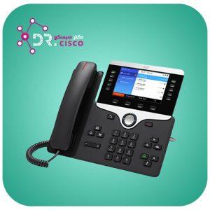 تلفن سیسکو - Cisco IP Phone 8851 - از محصولات فروشگاه اینترنتی دکتر سیسکو