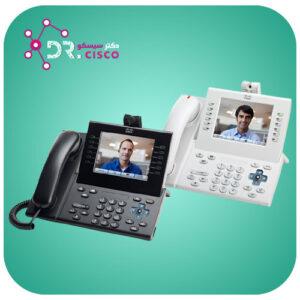 تلفن تحت شبکه سیسکو مدل Cisco Voip 9951 - از محصولات فروشگاه اینترنتی دکتر سیسکو