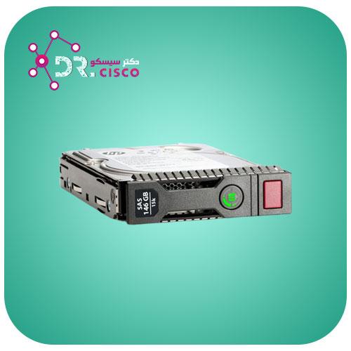 """هارد (""""HP 146GB SAS 15K (2.5 از محصولات فروشگاه اینترنتی دکترسیسکو"""