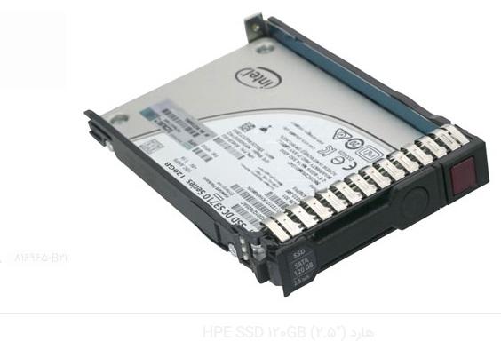 """هارد (""""HPE SSD 120GB SATA (2.5 از محصولات فروشگاه اینترنتی دکتر سیسکو"""