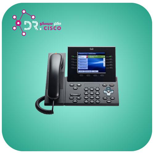 تلفن سیسکو - Cisco IP Phone 8961 - از محصولات فروشگاه اینترنتی دکتر سیسکو