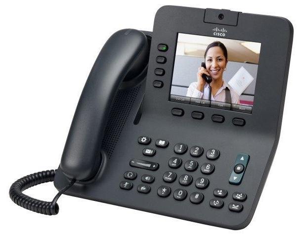 تلفن سیسکو - Cisco IP Phone 8945 از محصولات فروشگاه اینترنتی دکترسیسکو