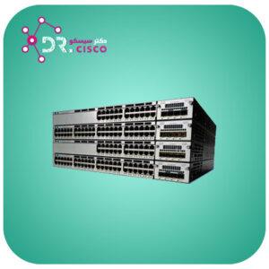 سوئیچ سیسکو CISCO WS-C3750X-24P-S از محصولات فروشگاه اینترنتی دکتر سیسکو