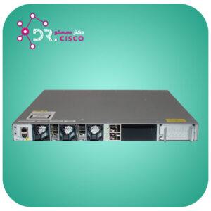 سوئیچ سیسکو WS-C3850-12XS-S از محصولات فروشگاه اینترنتی دکتر سیسکو