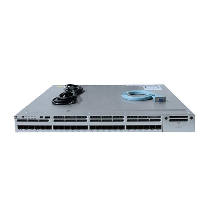 سوئیچ سیسکو CISCO WS-C3850-24S-E - از محصولات فروشگاه اینترنتی دکتر سیسکو