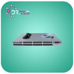 سوئیچ سیسکو CISCO WS-C3850-24S-S از محصولات فروشگاه اینترنتی دکتر سیسکو