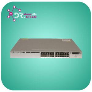 سوئیچ سیسکو WS-C3850-24T-E از محصولات فروشگاه اینترنتی دکتر سیسکو