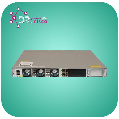 سوئیچ سیسکو WS-C3850-24T-L از محصولات فروشگاه اینترنتی دکتر سیسکو