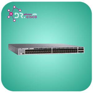سوئیچ سیسکو WS-C3850-48XS-S از محصولات فروشگاه اینترنتی دکتر سیسکو